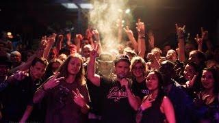 Awkward Europe Rap Tour Vlog ft. Festival Mundial, Wiz Khalifa, Ghost, Kenyan Homies