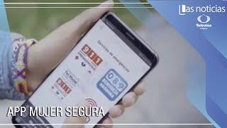 App Mujer Segura