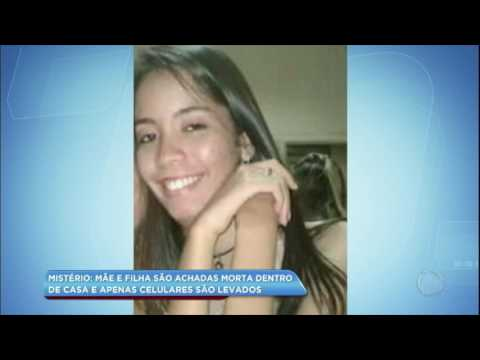 Polícia investiga morte misteriosa de mãe e filha dentro de casa