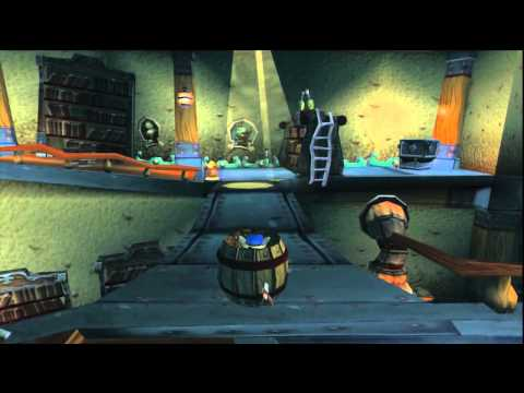 PS3 Longplay | Sly Cooper and the Thievius Raccoonus Part 1 of 5