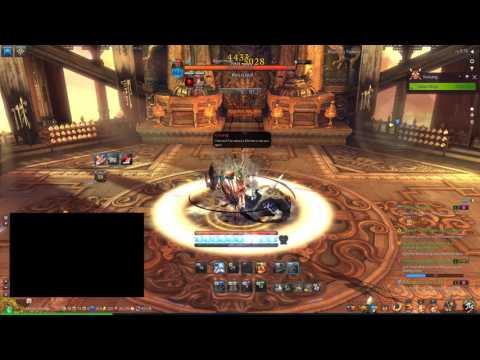 Blade and Soul: Mushin Tower floor16-20 Blademaster gameplay