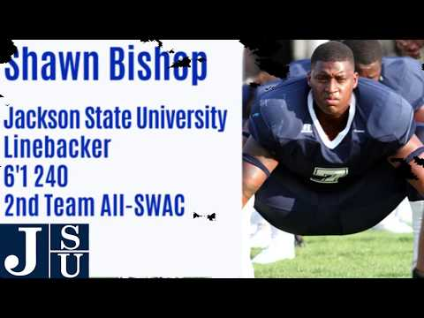 Shawn Bishop || Jackson State Highlight 2017