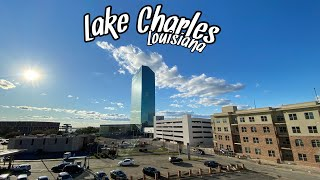 Downtown Lake Charles Louisiana (views)