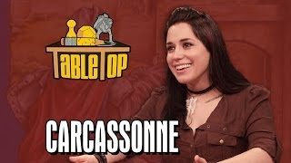 Carcassonne: Jesse Cox, Nika Harper and Kumail Nanjiani join Wil on TableTop SE2E17