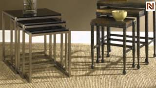 Hidden Treasures Nest Of Tables T73882-00 By Hammary Furniture
