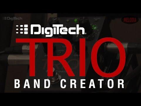 Digitech Trio Band Creator Review & Demo - Melodia Musik