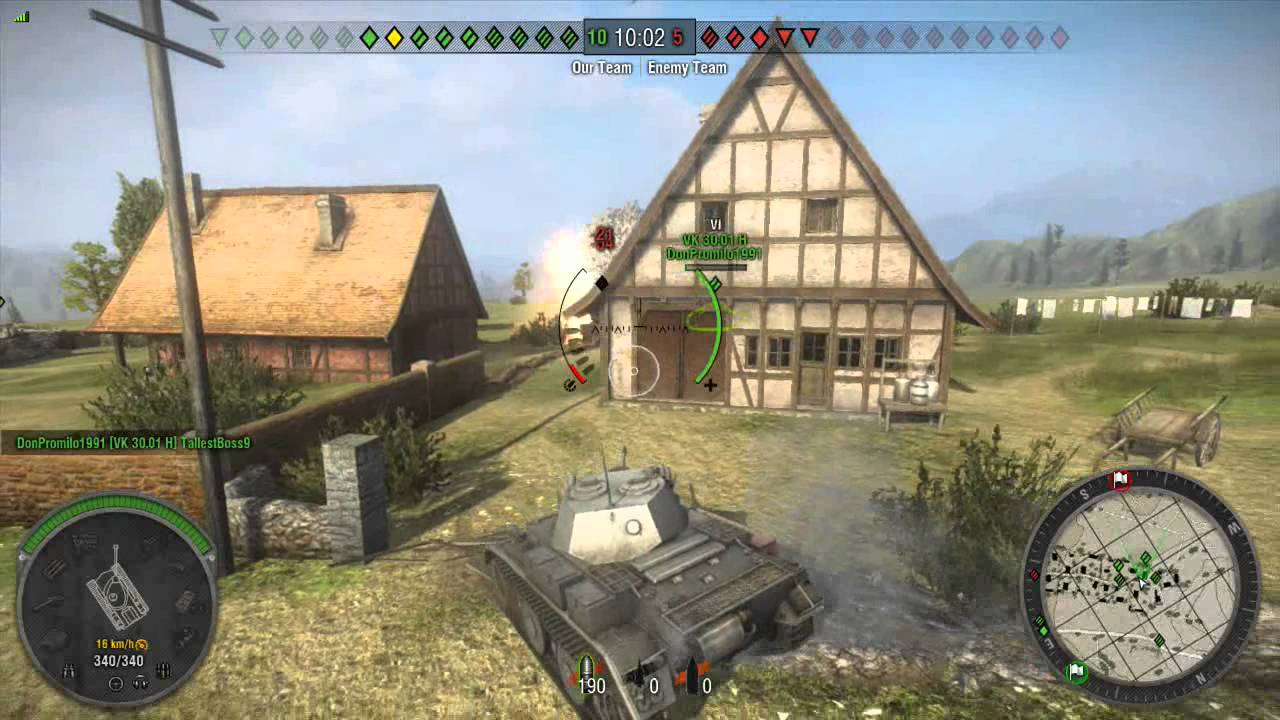 World of Tanks Blitz (com)
