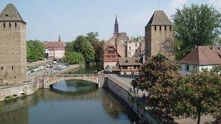 #73. Страсбург (Франция) (лучшее видео)(Самые красивые и большие города мира. Лучшие достопримечательности крупнейших мегаполисов. Великолепные..., 2014-07-01T00:28:47.000Z)