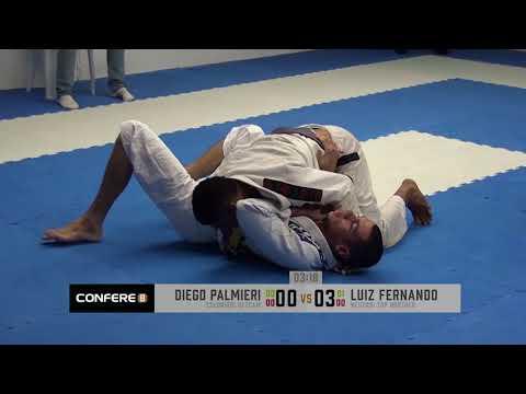 Luiz Fernando Mexicano (Top Brother) Vs Diego Palmieri (GFTeam)