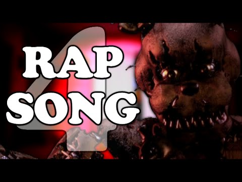 FIVE NIGHTS AT FREDDY'S 4 RAP SONG! (feat. Trickywi) -
