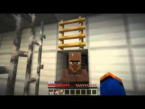 Прохождение карты Minecraft[Побег из тюрьмы]часть#1
