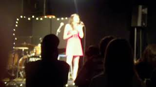 """Caitlin Caporale """" Lift Me Up"""" By Christina Aguilera"""