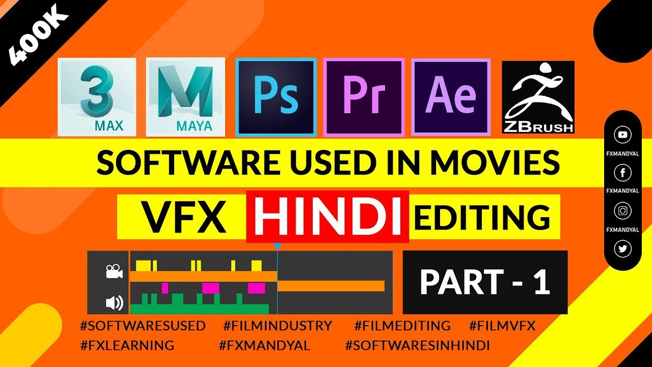 Software Used in Hollywood and Bollywood Editing ??