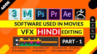Which Software Use in Movies and Gaming Full Analysis ! (in Hindi) #hollywood #bollywood #gaming #fx