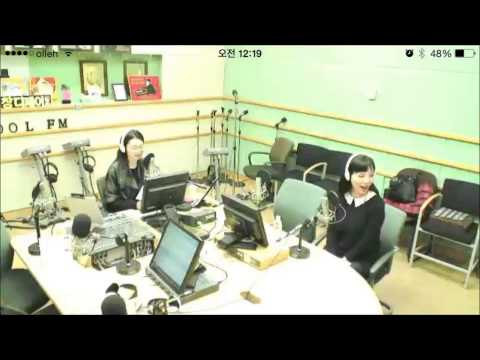 Dami Im -  Full Interview @ 2FM Rooftop Seoul Radio 29/01/2015
