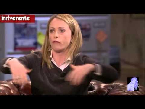 Giorgia Meloni VS Banca D'Italia