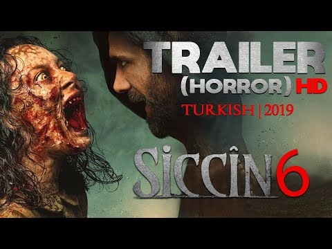SICCIN 6 (2019) - Trailer (Horror) HD | Turkish | With Malay & English Subtitle