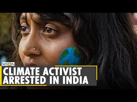 Climate activist arrested in India for allegedly spreading a toolkit | Farmers Protest | Disha Ravi