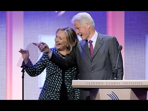 Foreign Donors Buying Political Influence Through The Clinton Global Initiative?