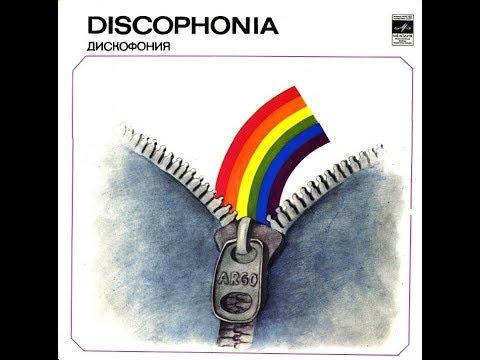 Argo Electronic Music Group, Discophony 1980 (vinyl record)