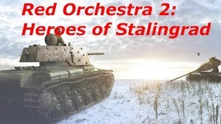 Red Orchestra 2: Heroes of Stalingrad/Rising Storm # Упоротые танкисты (+18)
