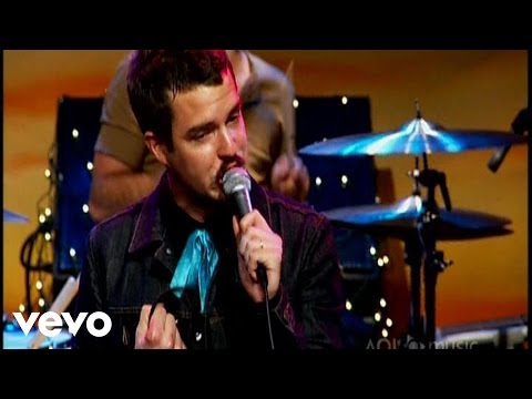 The Killers - All These Things That I've Done (AOL Sessions)