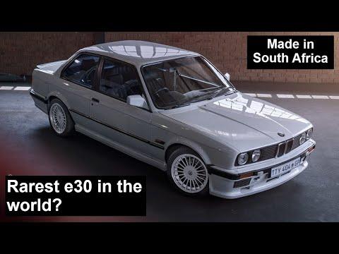 SentiMETAL Ep 4: White Gold - South Africa's BMW 333i
