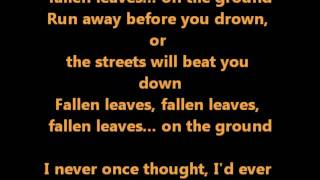 Watch Billy Talent Fallen Leaves video