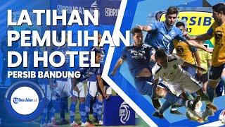 Berita Persib Bandung: Latihan Pemulihan, Sang Kapten Berlatih Terpisah, Bagimana Kondisinya Kini?