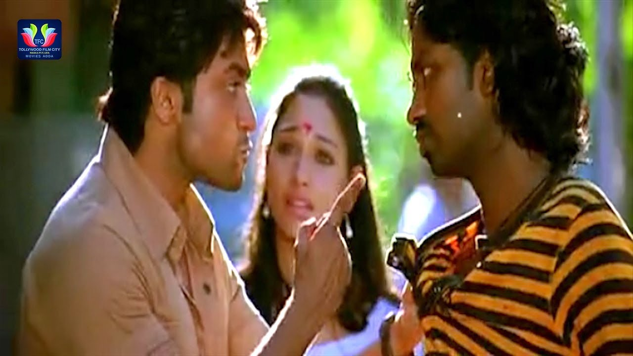 Download Suriya Warn To Jagan Scene Veedokkade Movie || Latest Telugu Movie Scenes || TFC Movies Adda