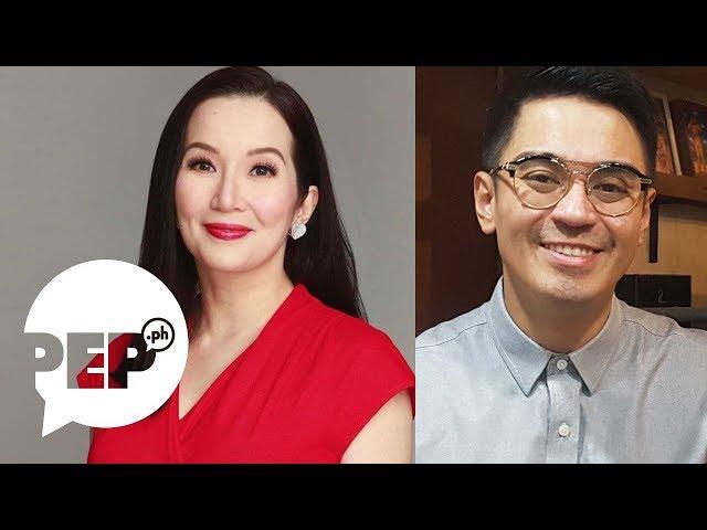 Nicko Falcis claims Kris Aquino went 'all berserk' after ABS-CBN got hold of Crazy Rich Asians PR