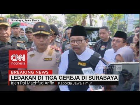 Kapolda Jatim: Situasi Mulai Kondusif, Kejadian Imbas dari Kejadian di Jakarta