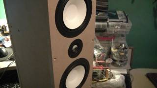 DIY Speakers Omnes audio spirit 5 (Bass i love you)