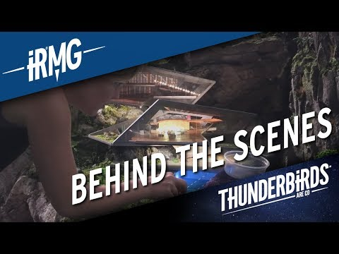 Thunderbirds Are Go | Behind The Scenes - Weta Workshop