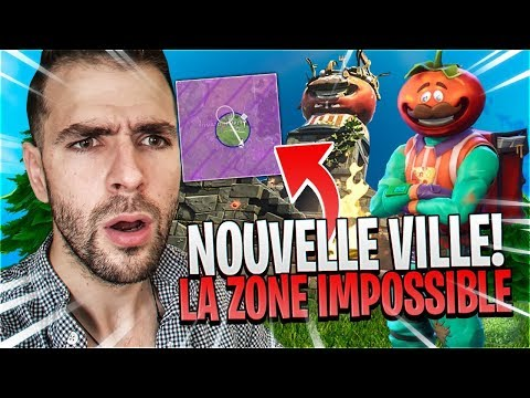 🔥 LA NOUVELLE VILLE ATTIRE LA ZONE? IMPOSSIBLE !! Fortnite Saison 5