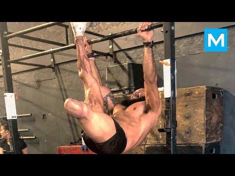 REAL STRENGTH - U.S. Marine Veteran - Jose Luis Sanchez | Muscle Madness