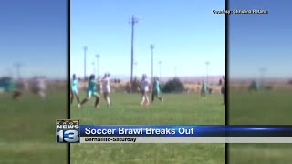 Brawl at youth soccer game prompts investigation