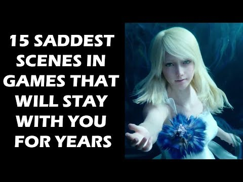 15 Saddest Scenes In Video Games That Will Stay With You For Years