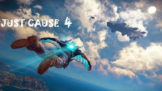 JUST CAUSE 4 - (E3 2018) Gameplay Trailer (Square Enix Conference) HD [1080P]✔