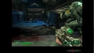Area 51 - Gameplay PS2 HD 720P
