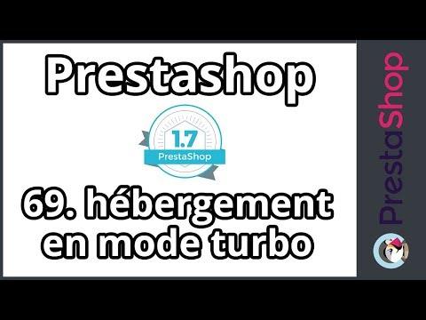 Prestashop 1.7 – Boostez votre hébergement (ép. 69)