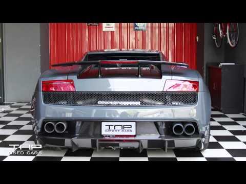 รถสปอร์ตมือสอง  Lamborghini Gallardo Superleggala by TNP Used Carsรถสปอร์ตมือสอง