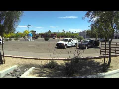 Cold Rancid Fries, Big Mac w/o Cheese, Transit through Tucson Arizona, GP080937