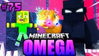 DAS ENDE ist... NAH?! - Minecraft Omega #075 [Deutsch/HD]
