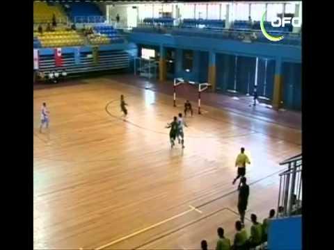 2011 OFC Futsal Championship / Kiribati vs Tuvalu Highlights