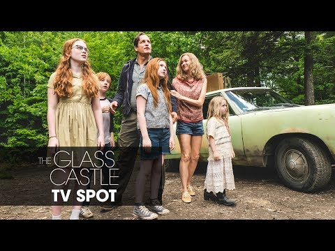 "The Glass Castle (2017) – ""World"" Official TV Spot"