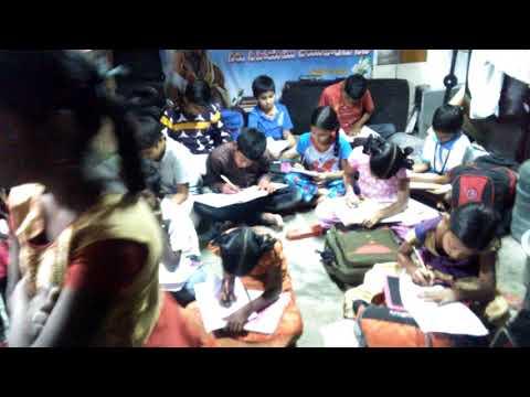 Free tuition at THE SERVANT of JESUS Church Guru Brahma Nagar Jubilee Hills Hyderabad.