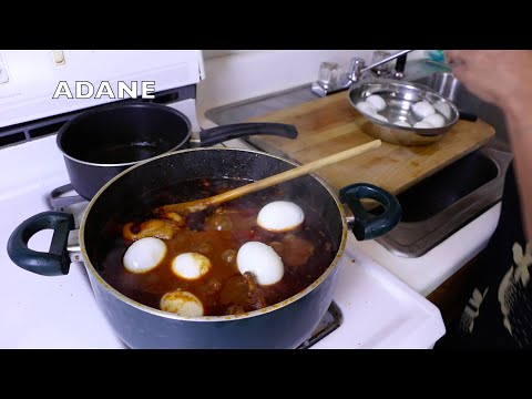 "Ethiopian Food - Final Step, Doro Wat (Wet) Cooking ""የዶሮ ወጥ አሰራር"""