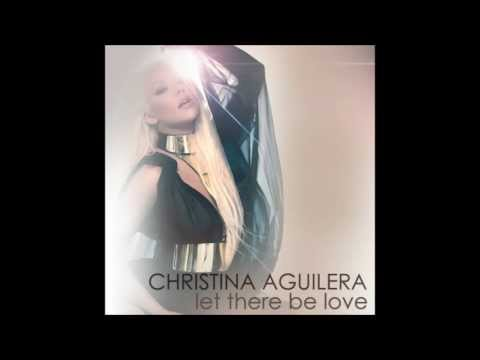 Let There Be Love - Christina Aguilera (Matt's Instrumental)