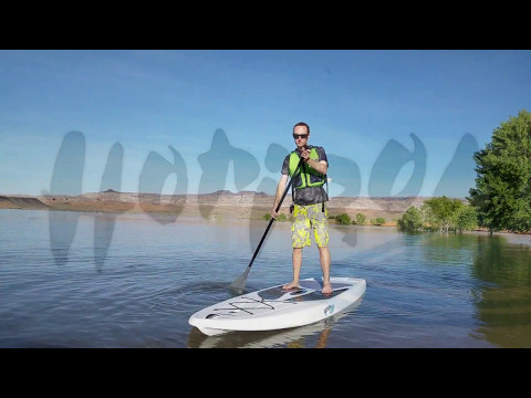 Review of Horizon Paddleboard - Lifetime Products - 90707